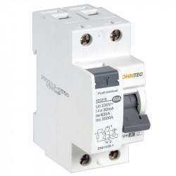 Interrupteur différentiel 1P+N 3kA, 63A type A