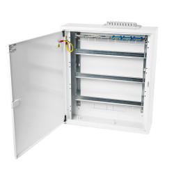 Armoire métallique électrique 72 modules